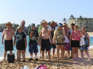 UCP Members at the CIP Tour trip to Hawaii!
