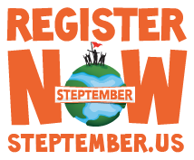 Register Now for Steptember