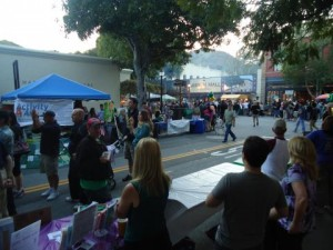 UCP of SLO County at the Farmers Market Accessibility Advocacy Night