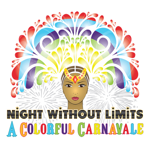 2016 Night Without Limits a Colorful Carnavale Logo