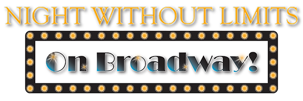 UCP 2018 Night Without Limits On Broadway Text Logo