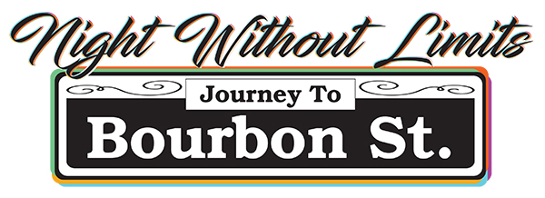 Logo for UCP's 2019 Night Without Limits - A Journey to Bourbon Street